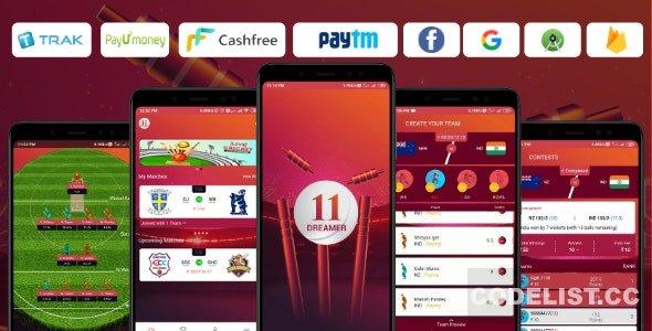 11Dreamer - The Fantasy Cricket App (Fantasy Cricket, Dream11, Cricket App, Fantasy App)