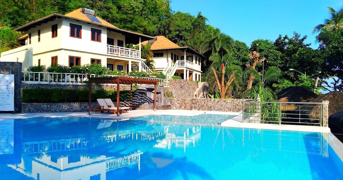 Palm Beach Resort In Laiya Batangas The Pinoy Traveler