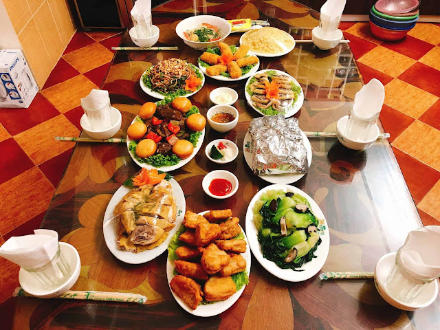 dịch vụ nấu cỗ tại nhà Tây Hò, Hà Nội