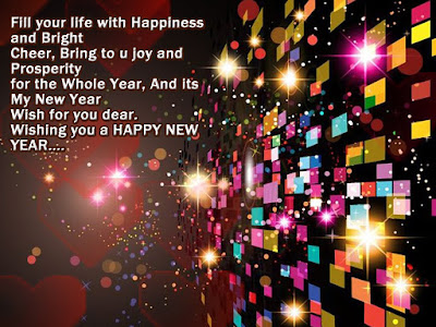 New year quotes poems cute lines to wish messages