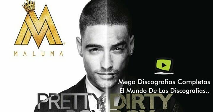 Descargar Discografia Completa De Maluma [3 Discos] [MEGA