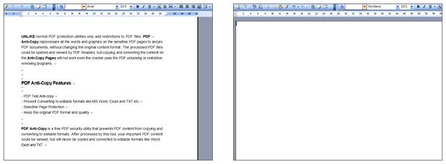 Bảo vệ khỏi in PDF trái phép