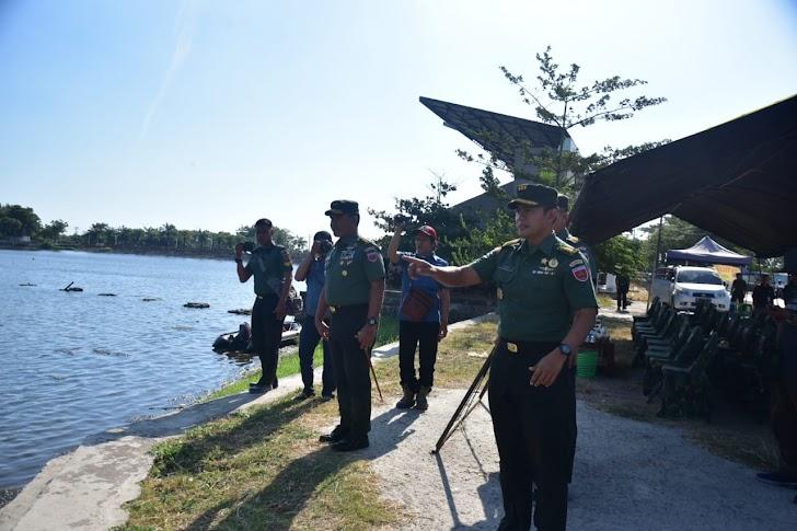 Pangdam Hasanuddin Antisipasi Bencana Banjir Akan Distribusikan Rakit Kodam Pada Seluruh Kodim Jajaran