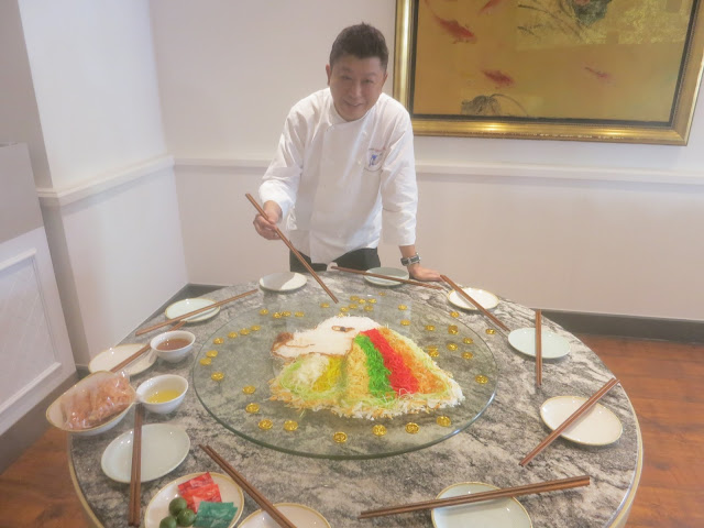 Chef Louise Tay