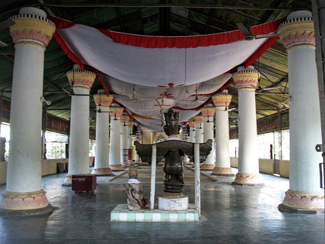 Image of Garamur Satra. It is one of the most visited satras in Majuli as well as oldest.