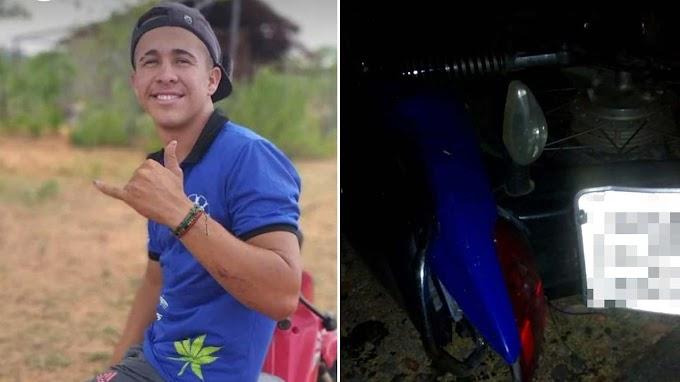 Acidente com moto deixa jovem morto na BR-407, em Capim Grosso