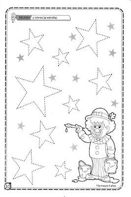 fichas-planas-trazos-preescolar-4-años