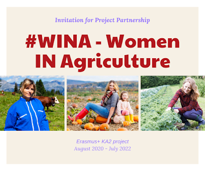 #WINA: Women IN Agriculture