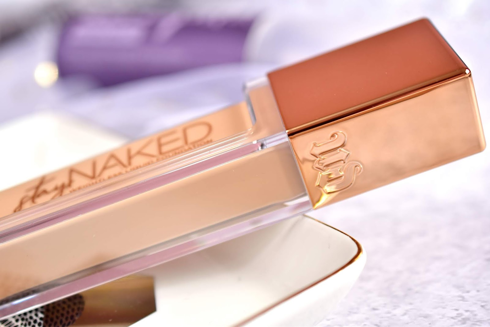 Urban Decay Stay Naked makeup