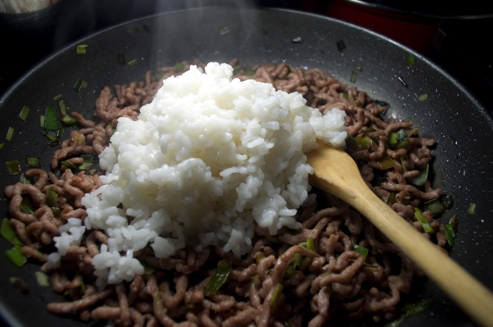 añadimos arroz
