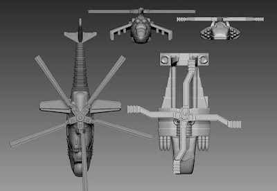 Helicopter Gunships picture 2