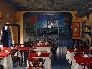Belo Restaurante no Mercado Del Puerto, Montevidéu