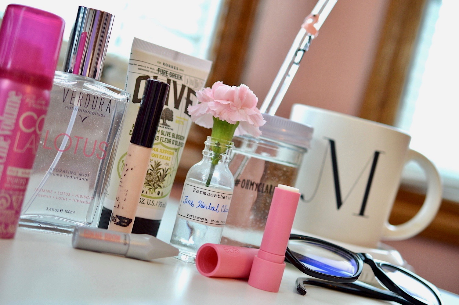 Best beauty products to keep in your desk