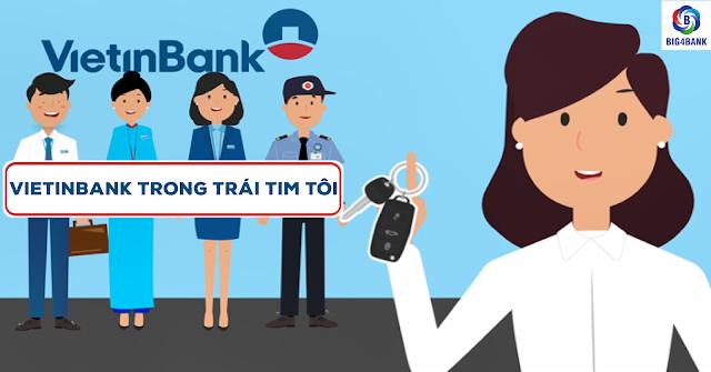 VIETINBANK TRONG TRÁI TIM TÔI
