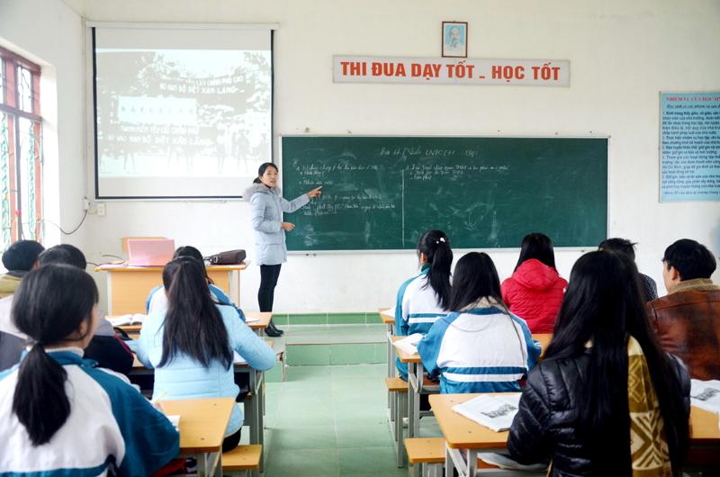 kỳ thi TNPT tại Quảng Ninh