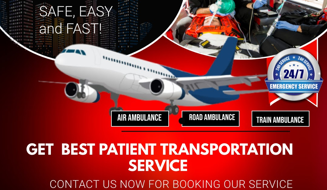 Superior Relocation Missions Performed by Medilift Air Ambulance Bhopal