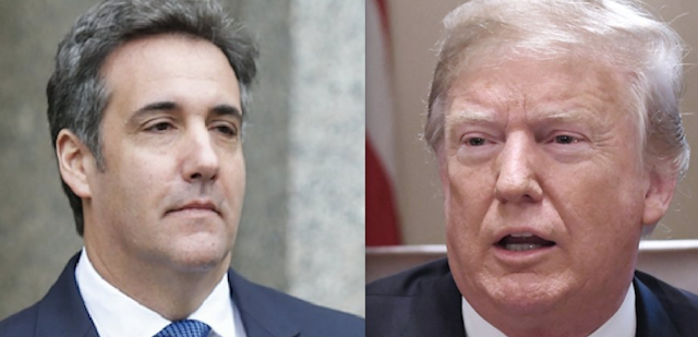 Why Trump's lawyers allowed the government to get ahold of the bombshell Michael Cohen tapes