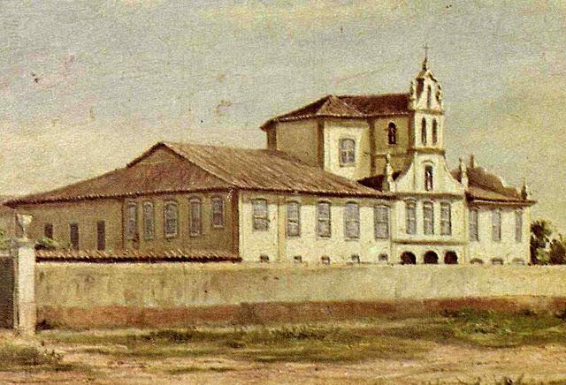 O Convento da Luz