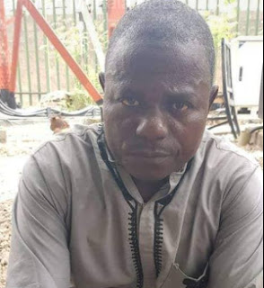 Spiritual father of kidnappers arrested by police in Kaduna (photo)
