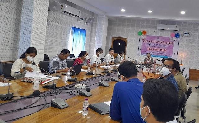Launching of Poshan month 2021 and Matru Vandana Saptah in Bongaigaon District
