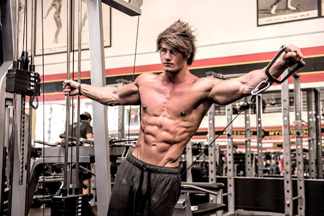 Abs Workout Jeff Seid