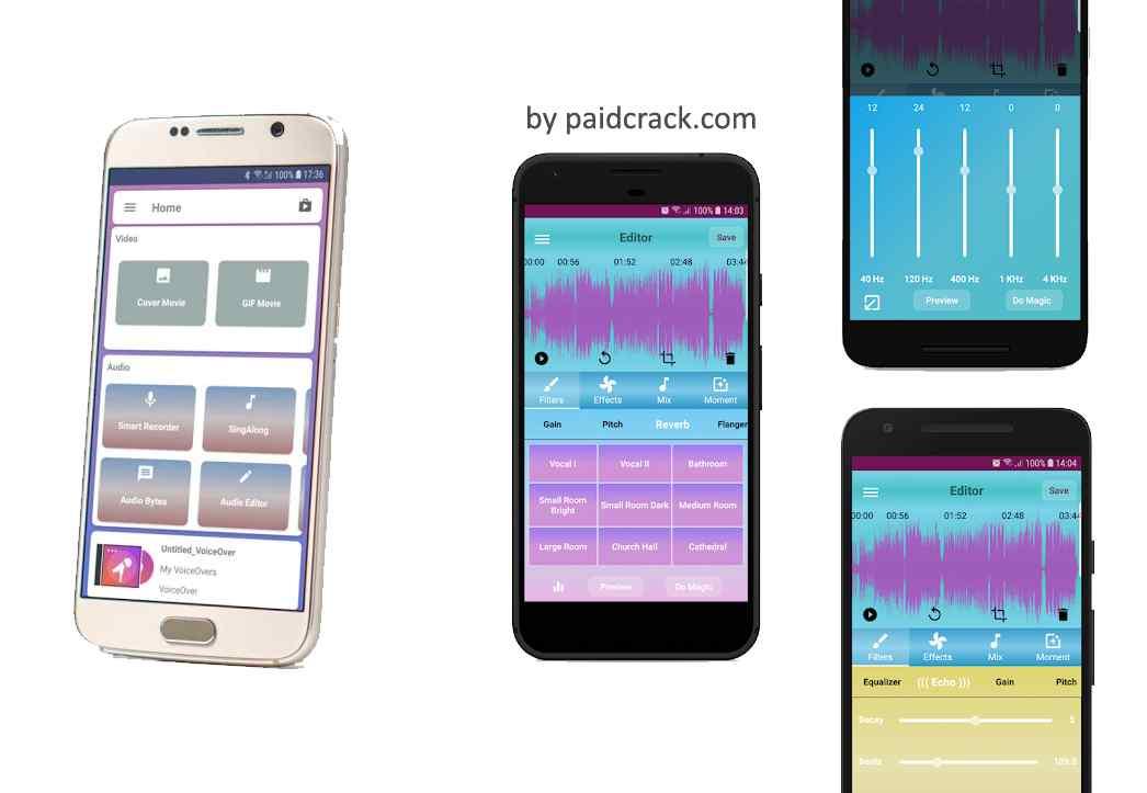 VoiceOver - Record and Do More Premium Mod Apk 6.27.07