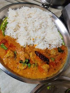Gatta Curry(GATTE Ki Sabji)
