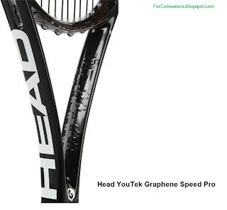 Head YouTek Graphene Speed Pro tennis racket review