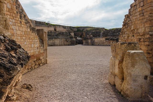 Parque arqueológico de Segóbriga. Cuenca