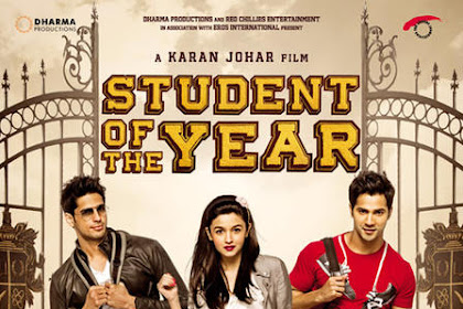 STUDENT OF THE YEAR [BOLLYWOOD]