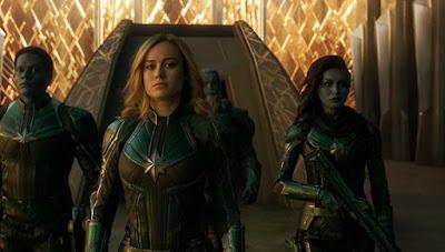 La capitana Marvel se debe autodescubrir