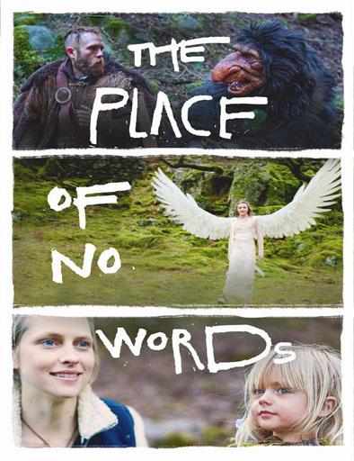 Un lugar sin palabras
