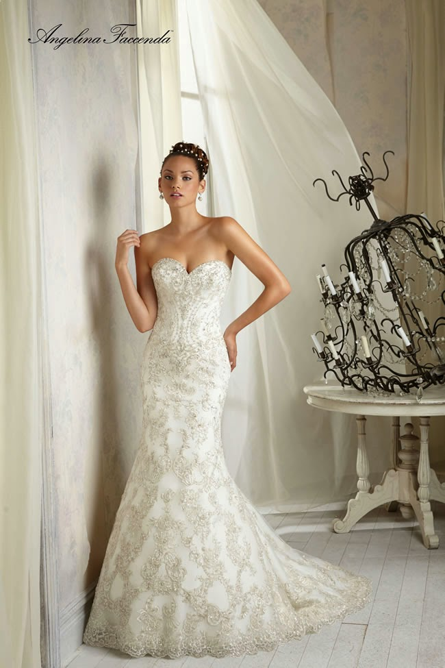 32578fecf Grandiosos vestidos de novia