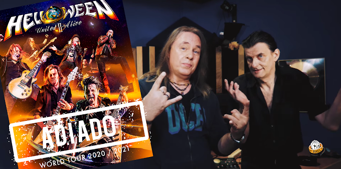 HELLOWEEN ANUNCIA ADIAMENTO DE TURNÊ E DO NOVO ÁLBUM