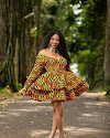25+ Modern African Dresses 2021 for Ladies: Mind Blowing African Dress Designs.