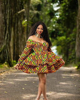 Modern African Dresses 2021 for Ladies