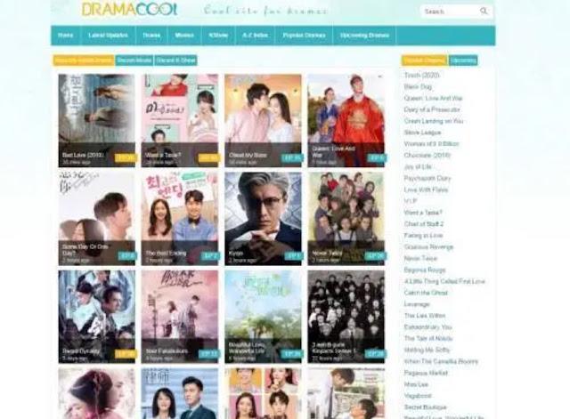situs drama korea terbaik kwalitas HD
