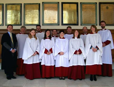 William Vann and the Chapel Choir of the Royal Hospital Chelsea