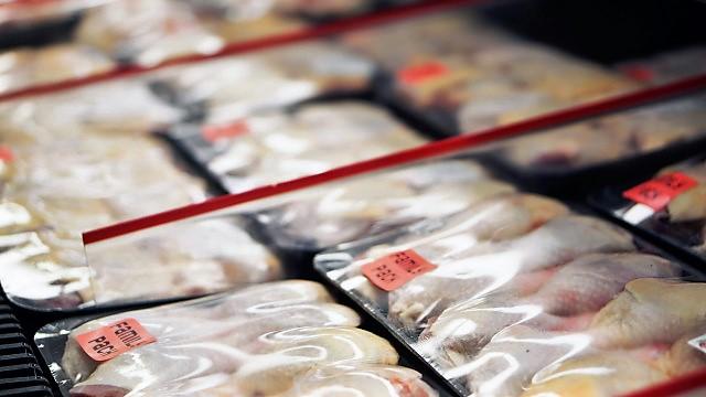 100 тона пилешко със салмонела от Полша е на българския пазар
