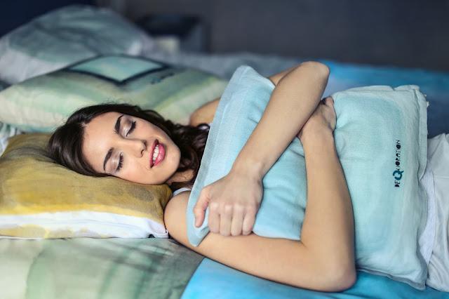 nightwear helps to get a good night's sleep