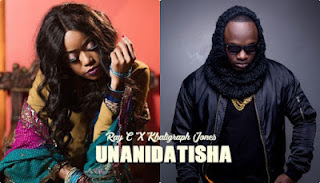 Ray C Ft. Khaligraph Jones - Unanidatisha