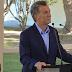 """El presidente Macri: """"Estamos en el buen camino"""""""