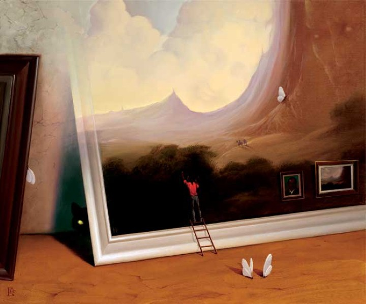 Брегеда Виктор. Сюрреализм и метареализм