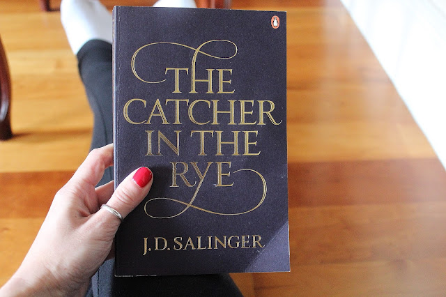 literary analysis of the novel the catcher in the rye by j d salinger