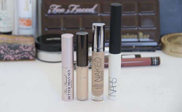 Productos favoritos maquillaje