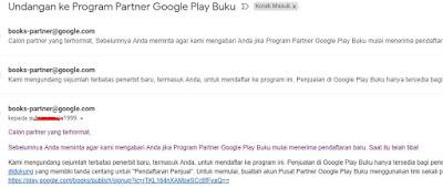 Cara membuat akun digoogle playbook