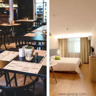 psbb makassar, restoran, hotel