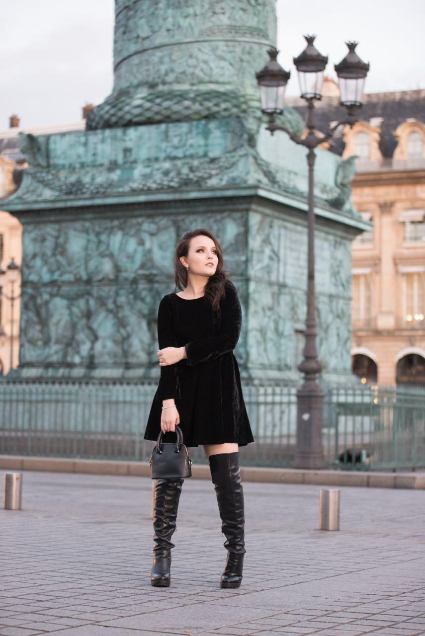 Birô e Post2B levam Larissa Manoela para fotografar em Paris ... 3ba471a5be