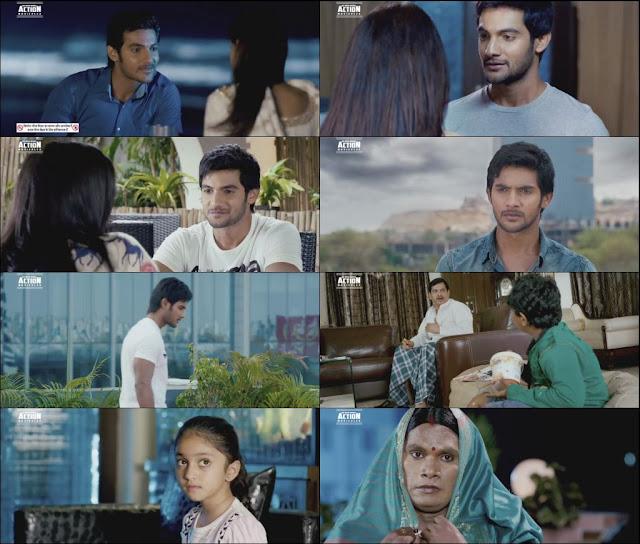 Galipatam Untold Love Story 2020 Hindi Dubbed 720p WEBRip
