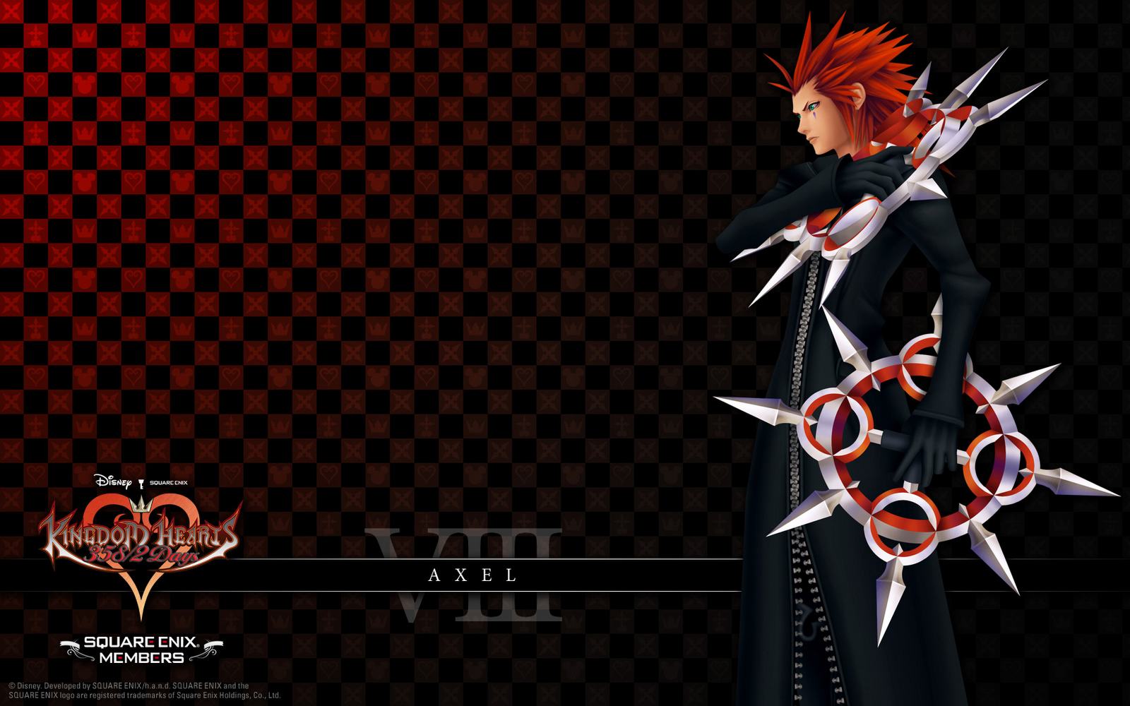 Organization XIII wallpapers Kingdom Hearts Organization 13 Wallpaper